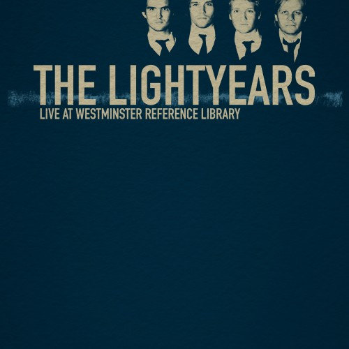 Promo poster for The Lightyears' Book & Album Preview